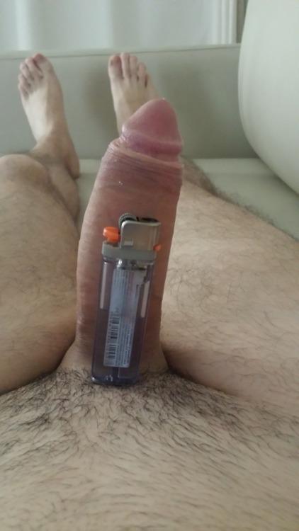 Flick my dick lighter