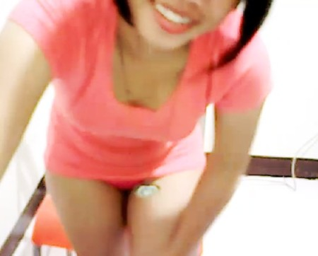 My Asian cam tease session