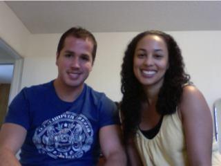 Hot Interracial Couple for Cuckolds