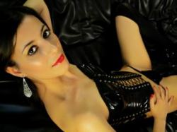 Mistress Lexia: Your Latex Dominatrix