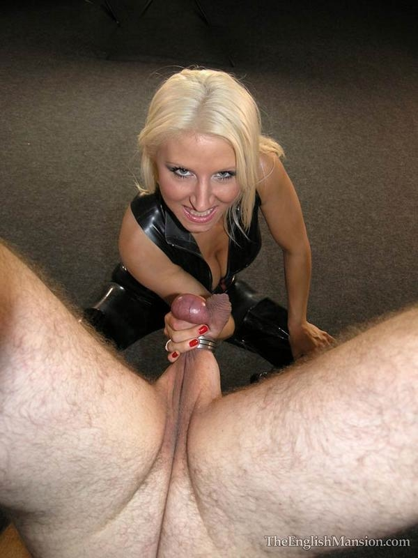 She owns your balls now!