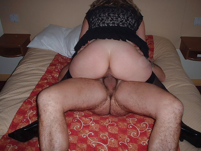 Watch wifey riding his cock