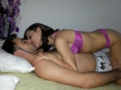 Cuckold couple into role playing on cam