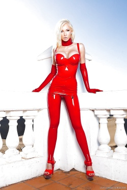 Try to Resist the Latex Mistress