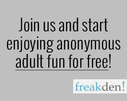 Join Freakden for Free!