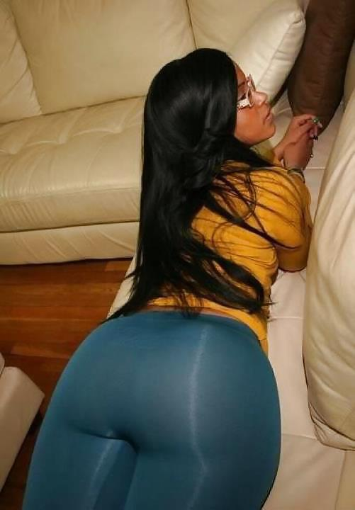 Too thick n sexy mixed lady queen phaty booty amateur fuckin 7