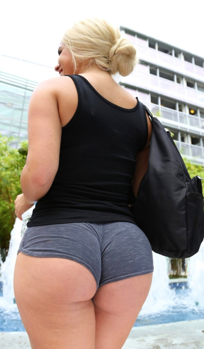 I tried wearing padded underwear for a bigger booty and this is what happened