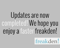 Faster Freakden Time! Updates are Completed!