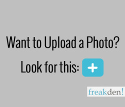Want to Upload a Photo?