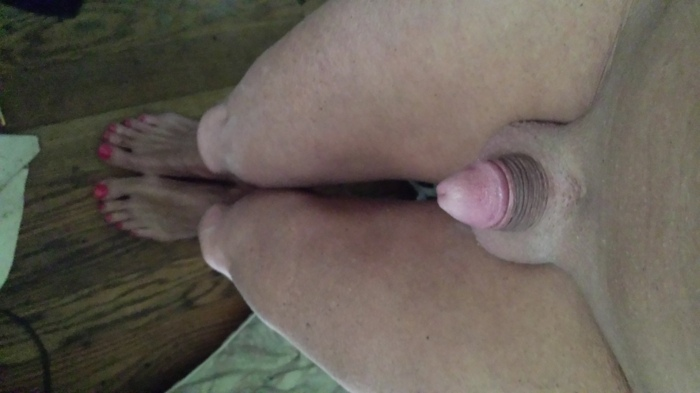 How sissy wife shaved femmed her