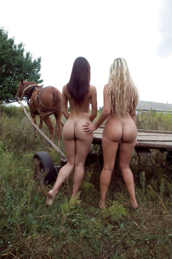 Country girls definitely have nice asses