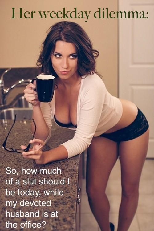 Slut wife training stories