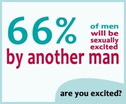 66 Percent of Men!