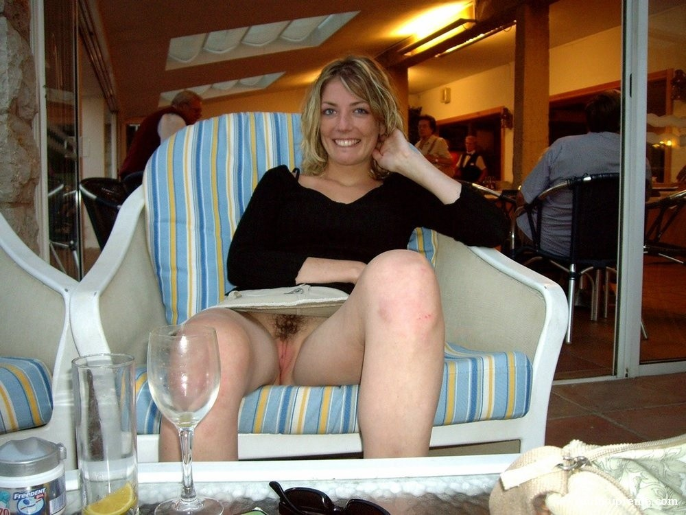 Know, Milf upskirt cafe tease free sorry