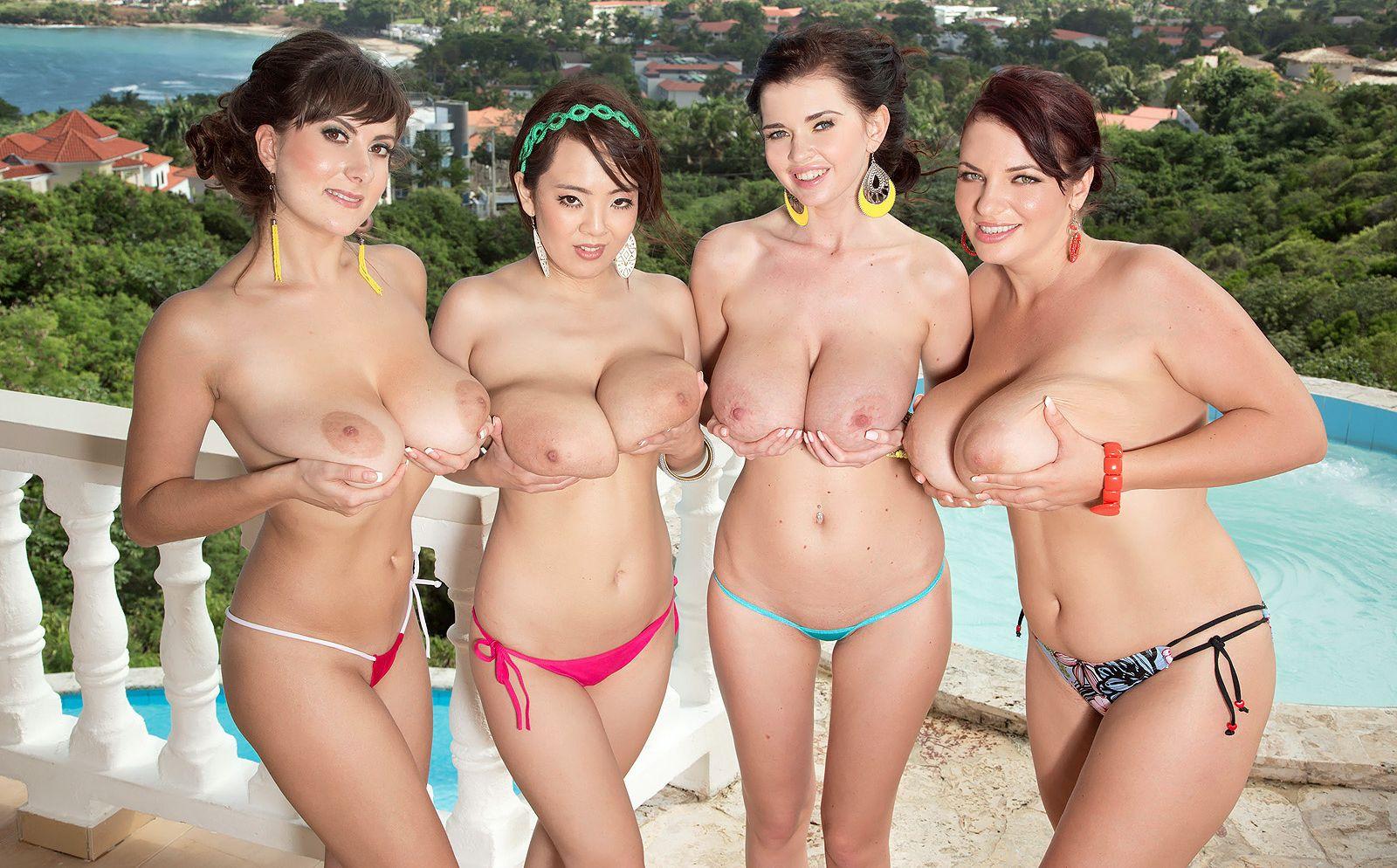 Free big tits daily photo