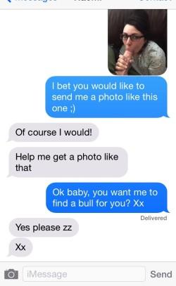 Girlfriend Wants to Cuckold Him