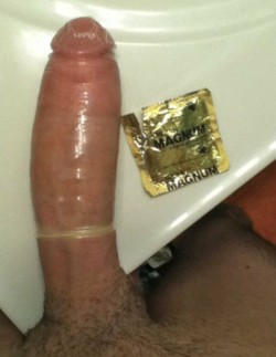 How a Magnum Condom Should Fit