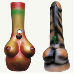 Tits and Dick Bongs?