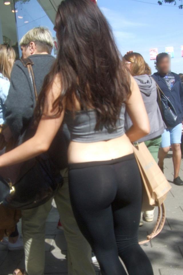 Sluts In Leggings Pictures 107