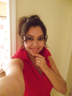 Housewife snaps selfies for new studs