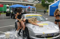 Need your Porsche washed?