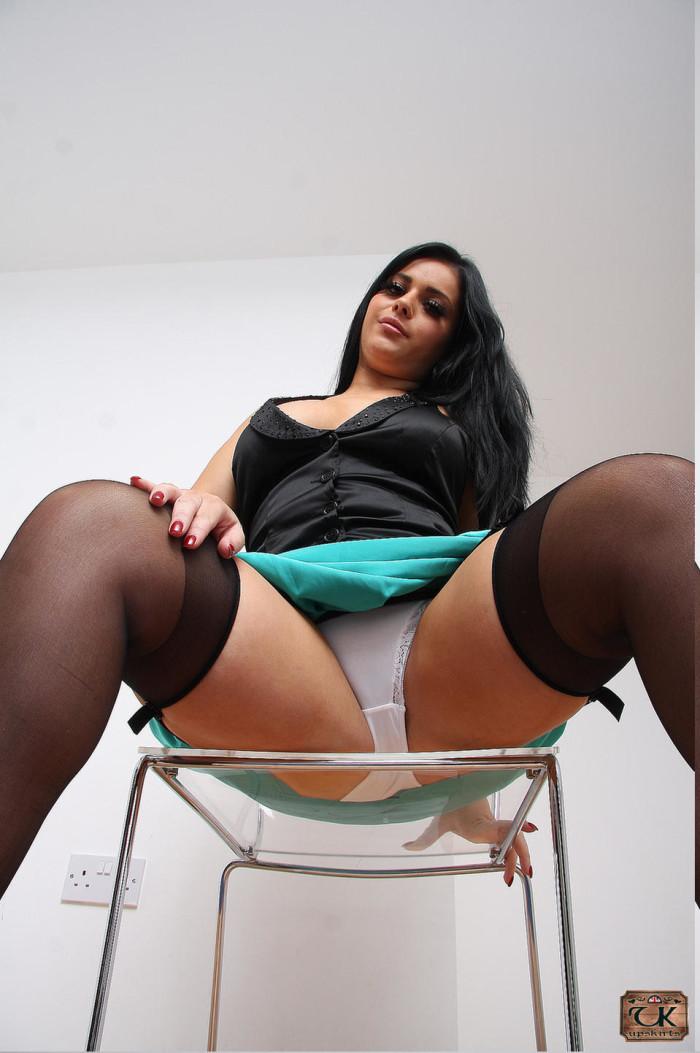 Keira Naked Asian 2