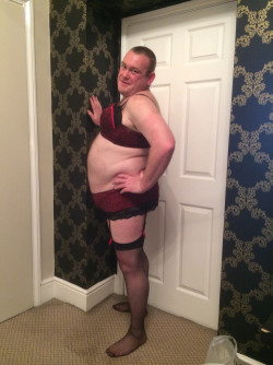 Sissy Wanted to Finally Get Fully Exposed