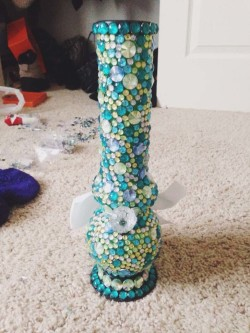Pretty Little Bedazzled Bong