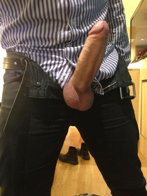 He forcefully pulled it onto his cock