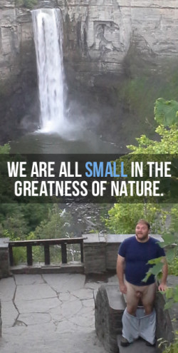 Small Penis Humiliation Goes Outdoors!