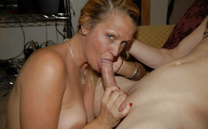 Think, Milf cougar sucking cock was and