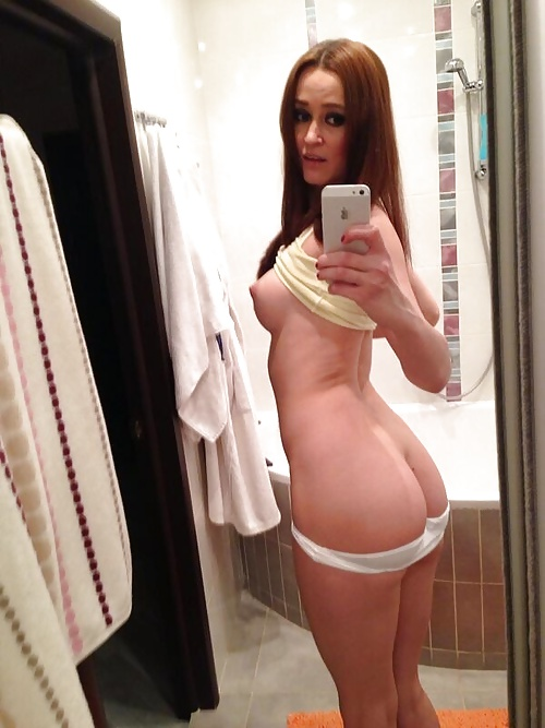 She Regrets Her Nude Selfie Already But… It's Hot!