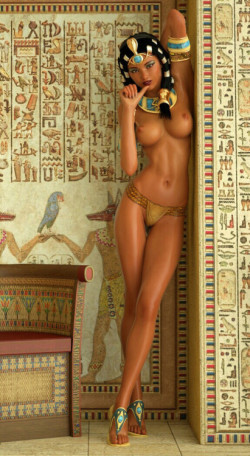 I Totally Wanna Be a Sexy Ancient Egyptian
