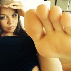Kiss My Feet Like a Bitch Boy