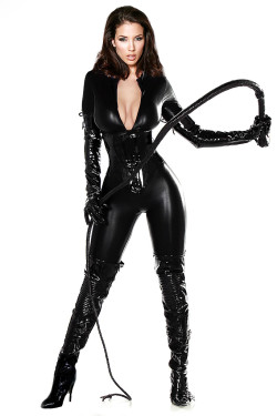 Mistress Brought a Special Whip for Sissy Asses