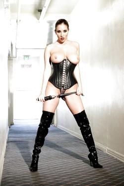 Bring Mistress Your Ass!