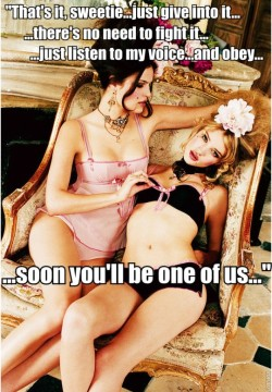 Submit to the Sissy Brainwashing Sessions