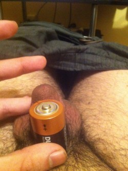 Semi Hard Cock and C Battery Girth Test