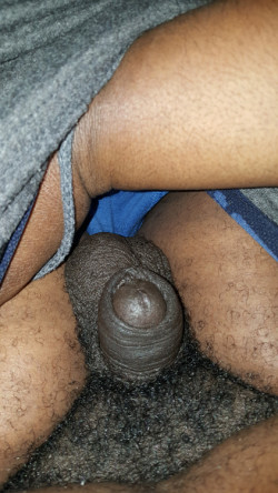 Black Button Dick or Clit?
