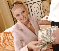 I work all week for my cash princess