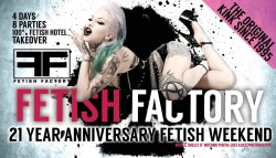 Fetish Factory: 21st Anniversary Fetish Weekend in Florida