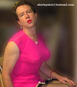 Pink Mini-Dress