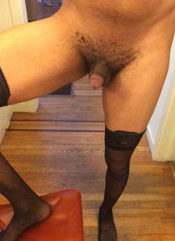 Small Black Dick Becomes Sissified!