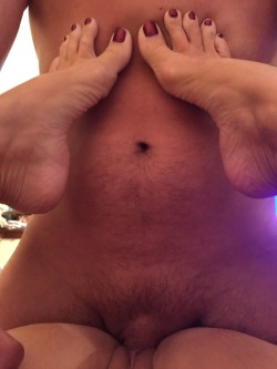 Watching his dick slide all the way in – Female POV