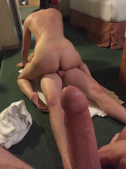 Jerking Off Watching Wife (Cuckold POV)