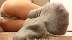 Smell These Rank Socks and Stare at My Cute Butt