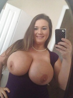 Thick Married Woman with Monster Melons