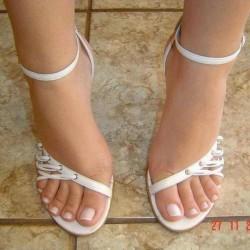 Shall I kiss those toes?