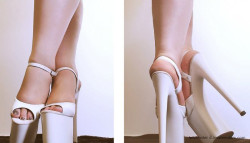 High Heel Slaves Know Where They Belong