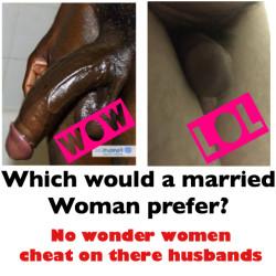 I wonder why my wife cheats…